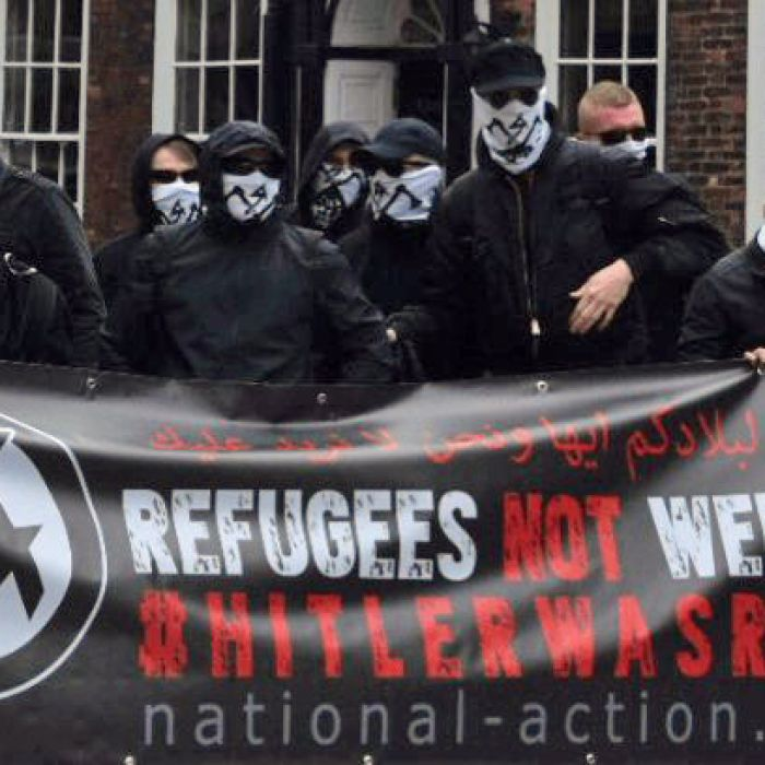 These Two Neo-Nazi Groups Have Just Been Banned In Britain