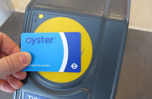 how to top up oyster card for free