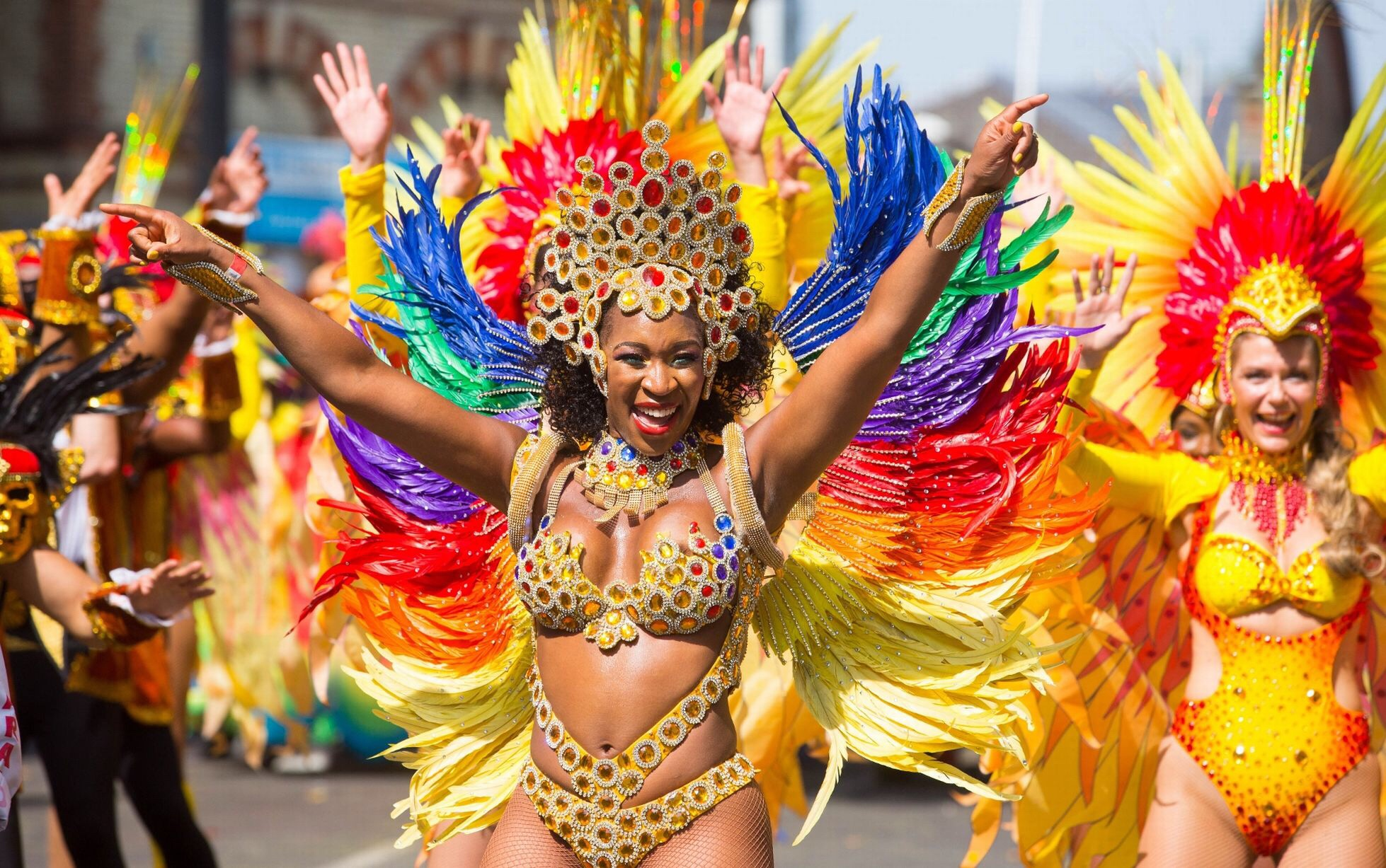 guide to notting hill carnival