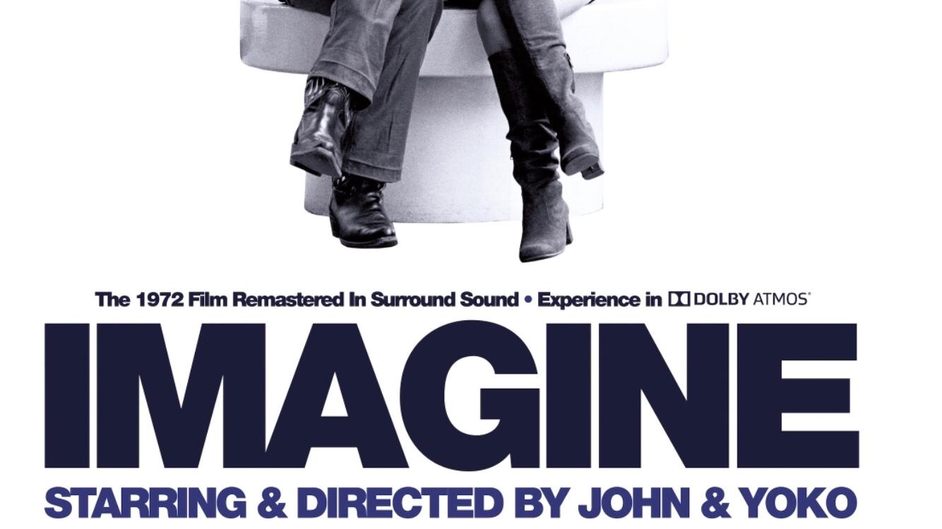 John Lennon & Yoko Ono's Imagine hits the big screen this September