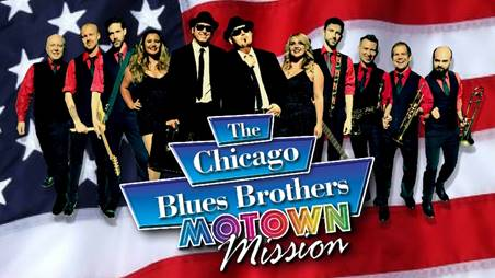 THE CHICAGO BLUES BROTHERS ARE COMING TO THE WEST END