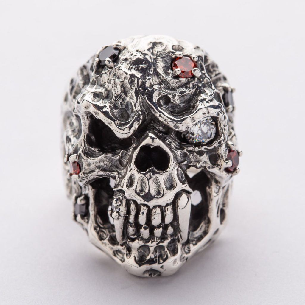 The best care for your silver biker jewellery 2
