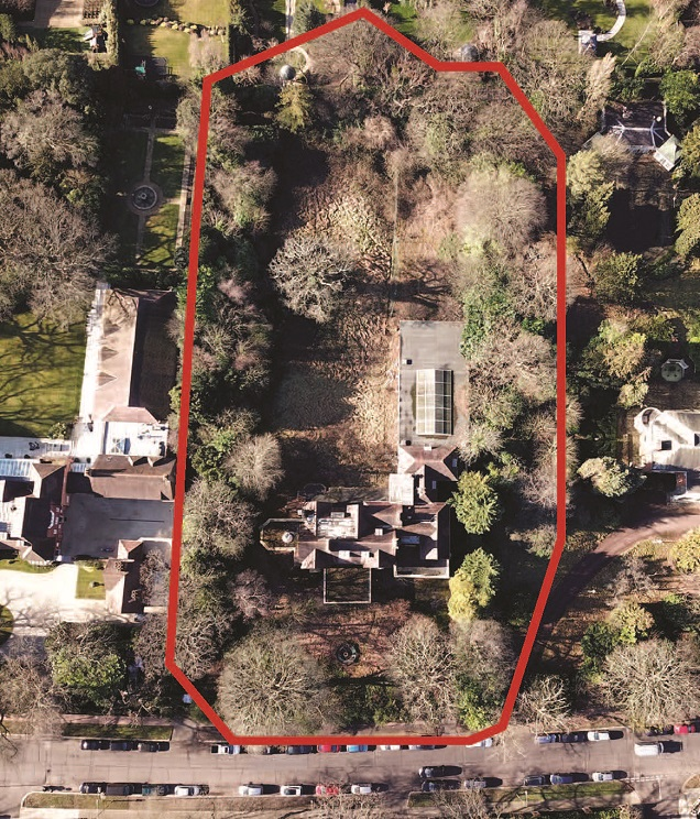 Billionaire's Building Project: Derelict Mansion Sold