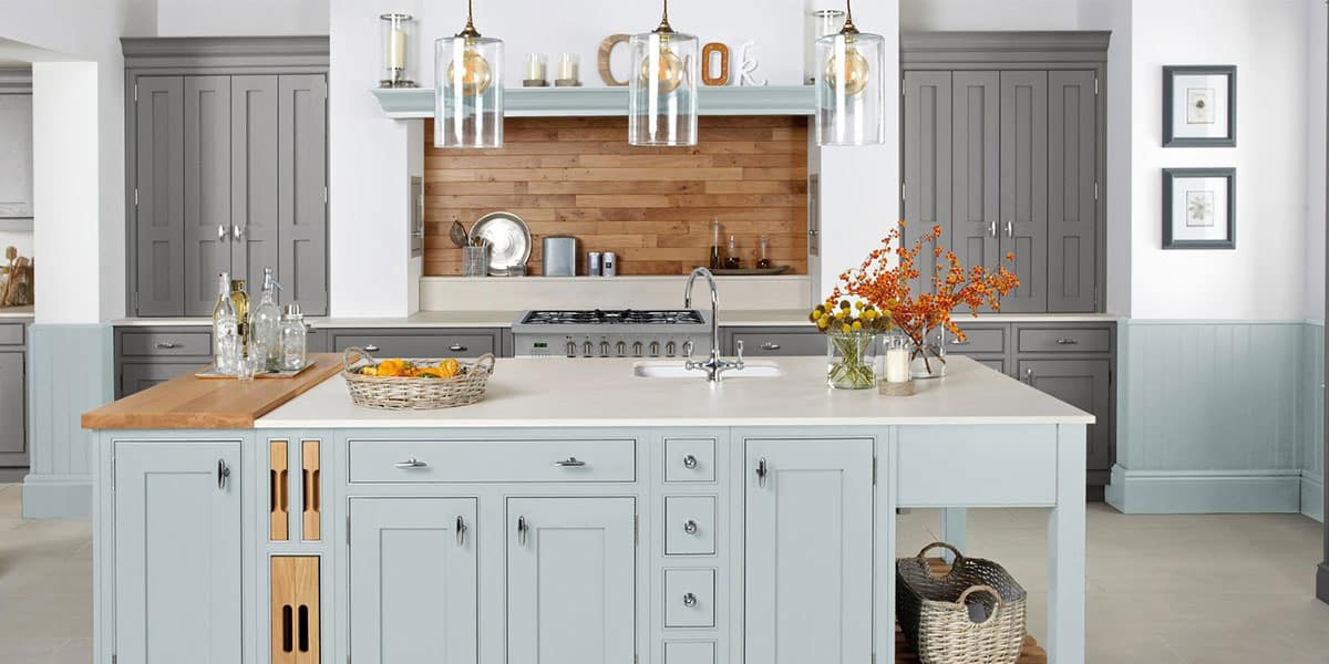 modern kitchen design tips  london post